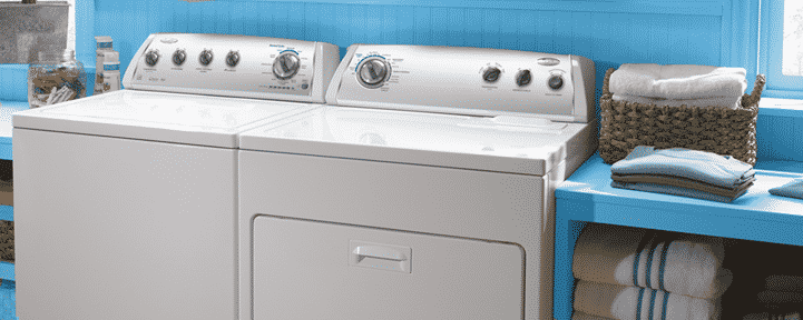 Rental washer and dryer in San Antonio